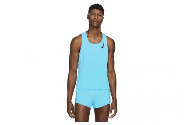 Débardeur Nike AeroSwift Bleu
