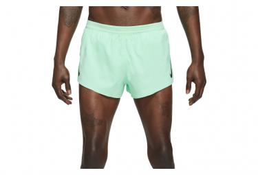 Pantalones Cortos Nike Aeroswift Verde M