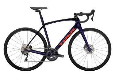Bicicleta de carretera Trek Domane SL 6 Disc Shimano Ultegra R8000 Purple Abyss / Trek Black 2021