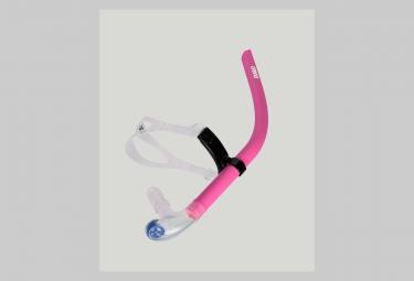 Tuba d'entraînement Arena Swim Snorkel III Rose
