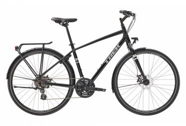 Vélo de Ville Trek Verve 1 Equipped Shimano Altus 7V Noir 2021