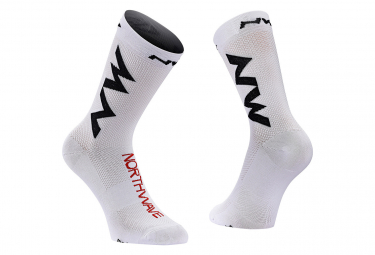 Calze Northwave Extreme Air Bianche / Nere / Rosse