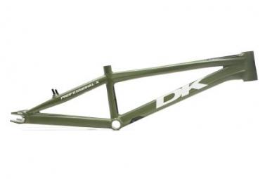 Cadre DK PROFESSIONAL-X FRAME 20 3X 22 TT ARMY GREEN