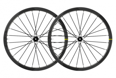 Juego de ruedas Mavic Cosmic SLR 32 Disc 700 | 12x100 - 12x142mm | Centerlock 2021