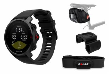 Orologio GPS Polar Grit X Limited Edition Cycling Bundle Nero