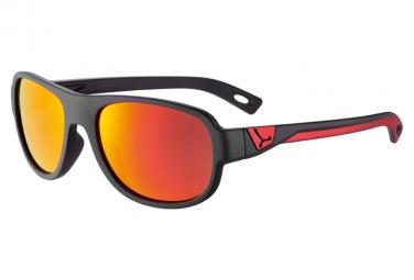 Gafas De Sol Infantiles Cebe Zac Negro Rojo   Gris Rojo
