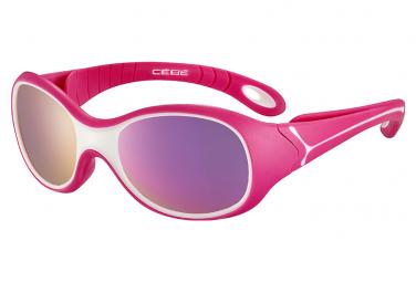 Gafas De Sol Infantiles Cebe S  39 Kimo Rosa   Gris