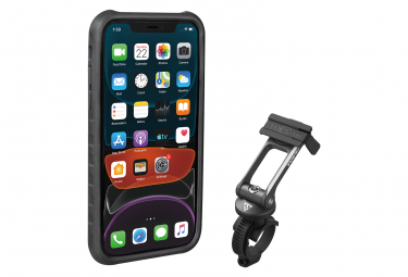 Support et Protection Smartphne Topeak RideCase (Apple iPhone 11) Noir