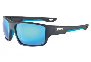 Gafas Cebe Strickland Soft Touch Negro Azul   Gris Azul