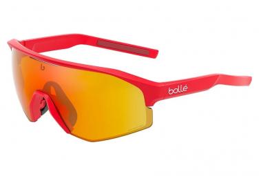 Gafas De Sol Bolle Lightshifter Xl Phantom Rojo   Naranja