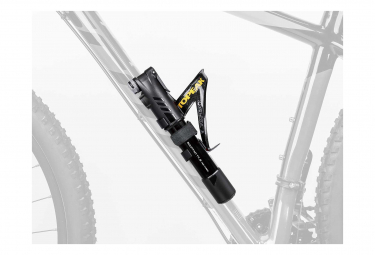 Topeak Mountain TT G Hand Pump (Max 60 psi / 4 bar) Black
