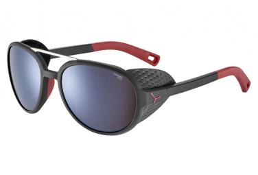 Gafas De Sol Cebe Summit Negro Rojo   Plateado