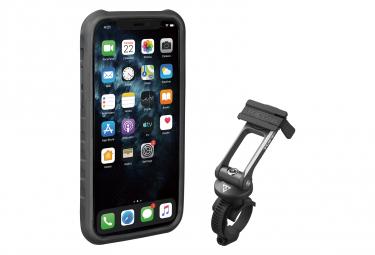 Support et Protection Smartphne Topeak RideCase (Apple iPhone 11 Pro) Noir