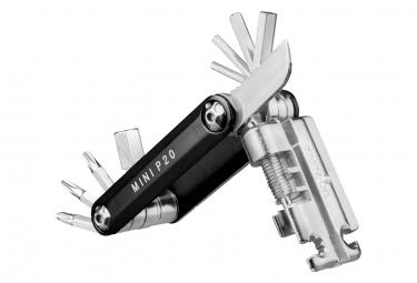 Topeak Mini P20 Multi Tools Negro  20 Funciones