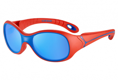 Gafas De Sol Nino Cebe S  39 Kimo Rojo   Gris Azul