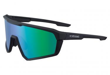 Gafas De Asfalto Cebe Noir   Grey Vert