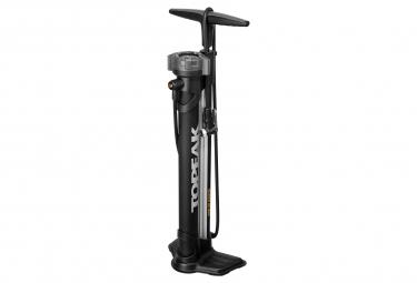 Topeak JoeBlow Booster Foot Pump (Max 160 psi / 11 bar) Black