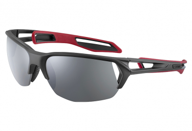 Gafas Cebe S  39 Track 2 0 M Negro Rojo   Gris Plata