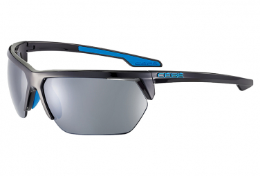 Gafas Cebe Cinetik 2 0 Negro Azul   Gris Plata