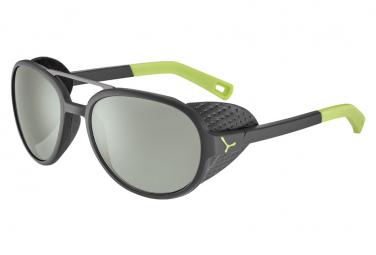 Gafas De Sol Cebe Summit Negro Verde   Plateado