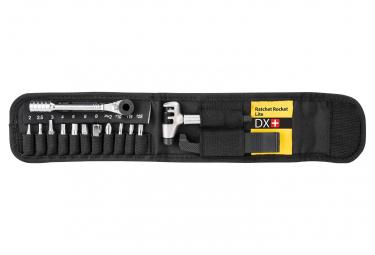 Topeak Ratchet Rocket Lite DX + 20 Functions Ratchet