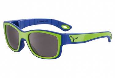 Gafas De Sol Para Ninos Cebe S  39 Trike Azul   Verde