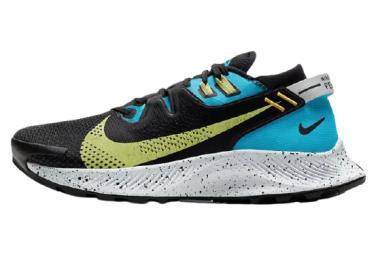 Zapatillas Mujer Nike Pegasus Trail 2 Trail Negro   Azul 39