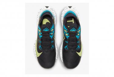 Chaussures de Trail Femme Nike Pegasus Trail 2 Noir / Bleu