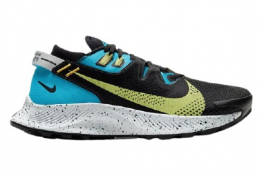 Zapatillas Mujer Nike Pegasus Trail 2 Trail Negro   Azul 38 1 2