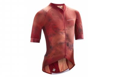 Van Rysel Endurance Racer Short Sleeve Jersey Red