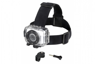 Bandeau Frontal Caméra Sportive Compatible GoPro Facilement ajustable