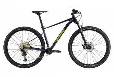 Mtb Rigida Cannondale Trail Sl 2 Shimano Slx 12v 29   39   39  Azul Noche L   170 182 Cm