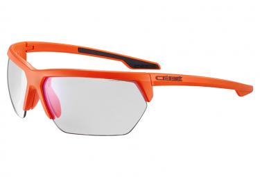 Gafas Cebe Cinetik 2 0 Naranja   Gris Azul