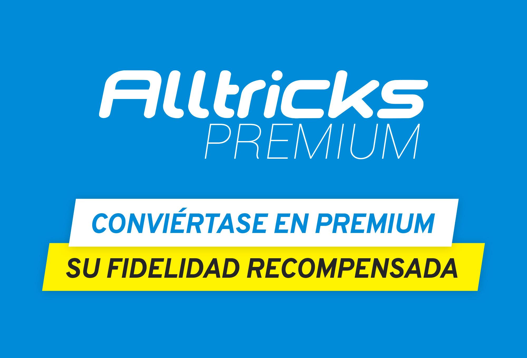 Servicio PREMIUM Alltricks - España