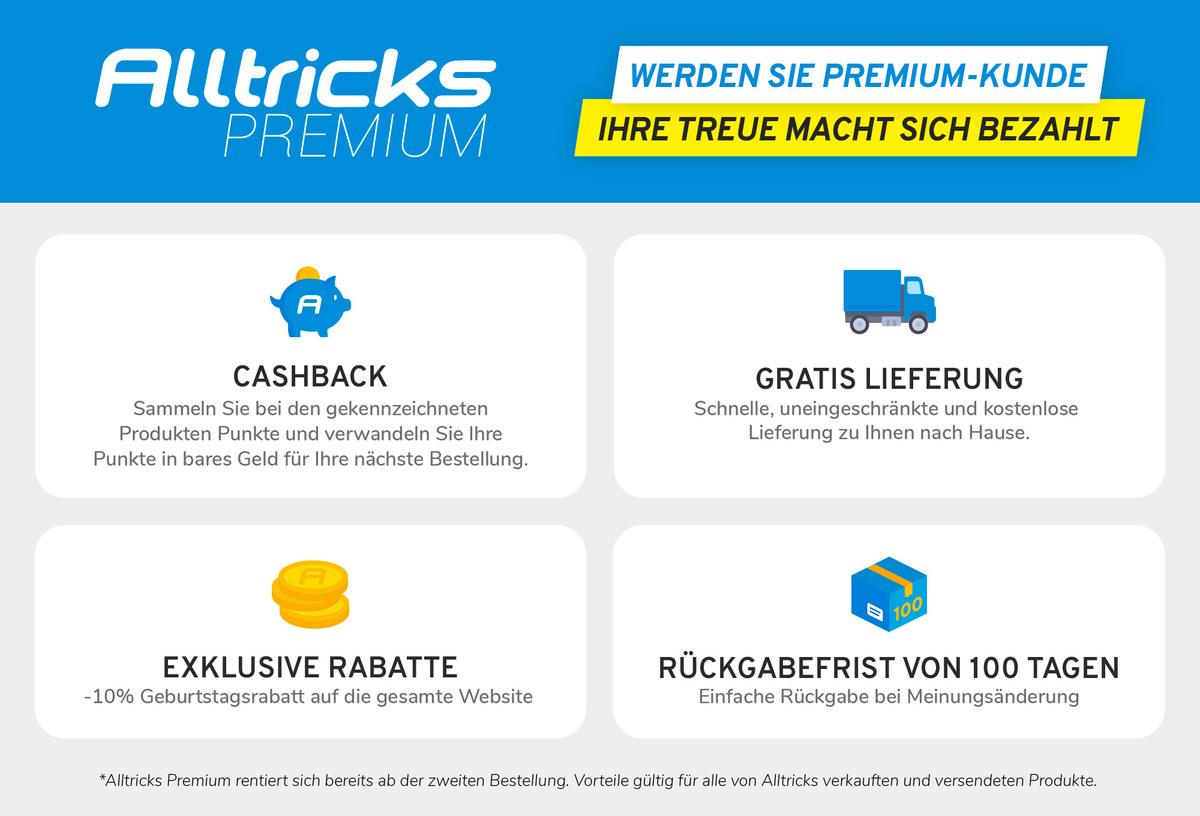Alltricks Premium Mitgliedschaft
