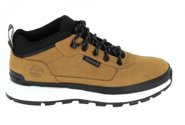 Chaussure de ville mi montanteBotte et botine TIMBERLAND Field Trekker Low Beige