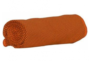 COOLING TOWEL Serviette rafraichissante - Orange