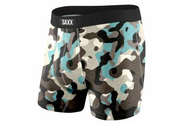 Boxer Saxx Undercover Boulder Camo Negro S