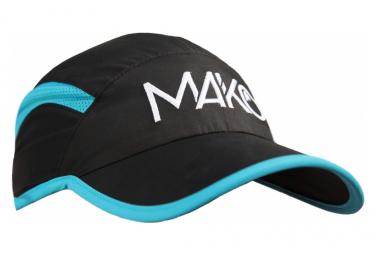 Mako Running Cap Black