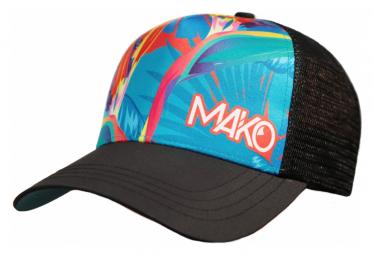 Gorra Trucker Mako Negro