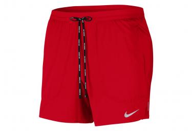 Nike Flex Stride 5   39 Shorts Rojo M