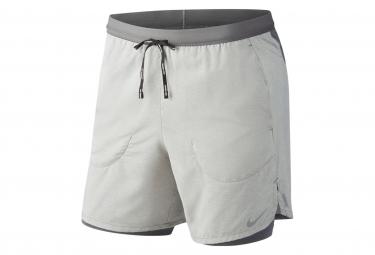 Nike Flex Stride 7 '2-in-1 Shorts Gray