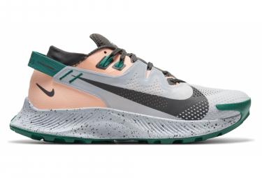 Chaussures de Trail Femme Nike Pegasus Trail 2 Gris / Orange