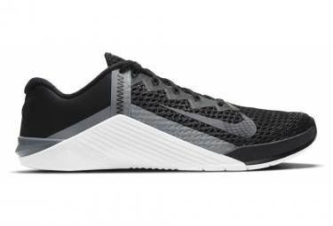 Par De Zapatillas Nike Metcon 6 Negro   Gris 42 1 2