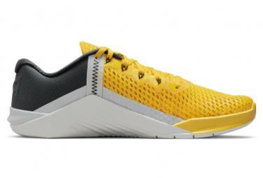 Zapatillas Nike Metcon 6 para Hombre Amarillo / Negro