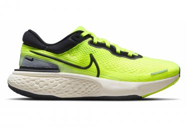 Nike ZoomX Invincible Run Flyknit Paar Schuhe in Gelb / Schwarz