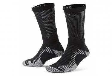 Calcetines Nike Trail Running Crew Negro Unisex 38 5 40 5