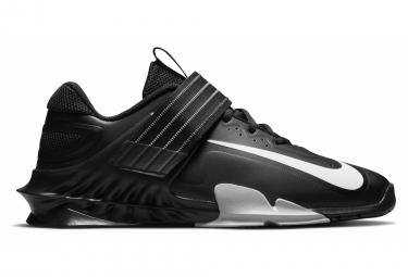 Chaussures d'Halterophilie Nike Savaleos Noir / Blanc