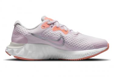 Par De Calzado Ninos Nike Renew Run 2 Violeta Rosa 38 1 2
