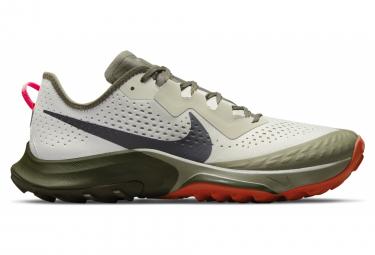 Chaussures de Trail Nike Air Zoom Terra Kiger 7 Beige / Kaki